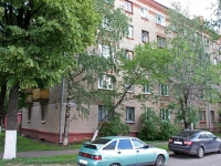 Zhukovsky, Frunze st, house 21. Apartment house