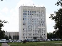 隔壁房屋: st. Frunze, 房屋 23. 管理机关 Администрация городского округа Жуковский