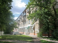 Zhukovsky, Pushkin st, house 2. Apartment house