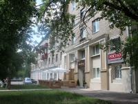 Zhukovsky, Pushkin st, house 4. Apartment house