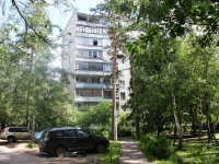 Жуковский, улица Семашко, дом 8 к.1. многоквартирный дом