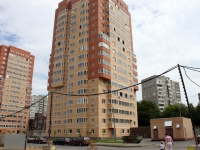neighbour house: st. Solnechnaya, house 4. Apartment house
