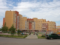 neighbour house: st. Solnechnaya, house 5. Apartment house