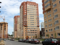 neighbour house: st. Solnechnaya, house 6. Apartment house