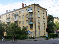 neighbour house: st. Chkalov, house 30. Apartment house