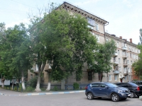 neighbour house: st. Chkalov, house 39. Apartment house