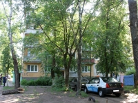 neighbour house: st. Gagarin, house 17. Apartment house