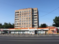 Zhukovsky, Gagarin st, house 35. Apartment house