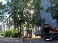 Zhukovsky, Gagarin st, house 42. Apartment house