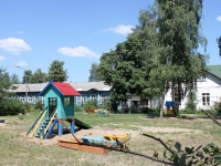 neighbour house: st. Gagarin, house 77А с.4. nursery school