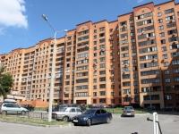 Жуковский, улица Гагарина, дом 85. многоквартирный дом