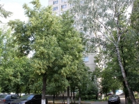 neighbour house: st. Mendeleev, house 13. Apartment house