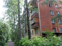 Zhukovsky, Myasishchev st, house 4. Apartment house