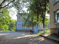 neighbour house: st. Myasishchev, house 18А. nursery school №26