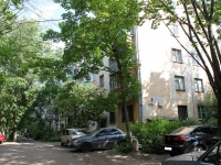 neighbour house: st. Myasishchev, house 18. Apartment house