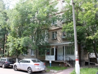 neighbour house: st. Moskovskaya, house 1. Apartment house