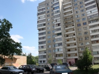 Zhukovsky, Bazhenov st, house 1 к.2. Apartment house