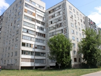 neighbour house: st. Bazhenov, house 4. Apartment house