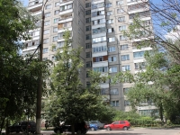 neighbour house: st. Bazhenov, house 10. Apartment house