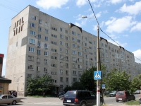 neighbour house: st. Bazhenov, house 13. Apartment house