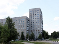 neighbour house: st. Bazhenov, house 17. Apartment house