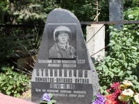 茹科夫斯基市, Быковское мемориальное кладбищеBazhenov st, Быковское мемориальное кладбище