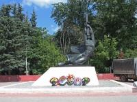 соседний дом: ул. Баженова. мемориальный комплекс Могила неизвестного солдата