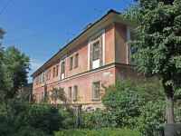 neighbour house: st. Shkolnaya, house 3. Apartment house