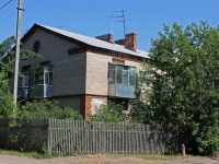 neighbour house: st. Shkolnaya, house 11. Apartment house