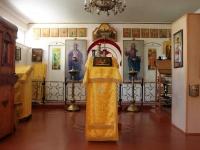 Жуковский, храм Архангела Михаила, улица Лацкова, дом 7