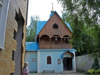 neighbour house: st. Latskov, house 7. temple Архангела Михаила