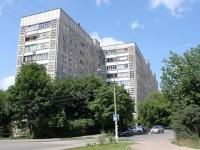 Жуковский, улица Макаревского, дом 3. многоквартирный дом