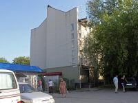 neighbour house: st. Luch, house 1Б. multi-purpose building