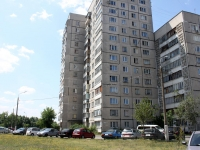 Zhukovsky, Fedotov st, house 11. Apartment house