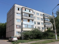 neighbour house: st. Chapaev, house 3А. Apartment house