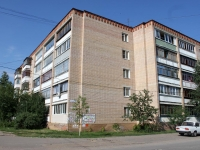 Zhukovsky, Chapaev st, house 3. Apartment house
