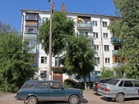 Zhukovsky, Chapaev st, house 13. Apartment house