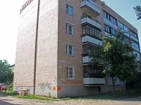 Zhukovsky, Chapaev st, house 14. Apartment house