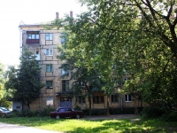 neighbour house: st. Chapaev, house 17. Apartment house