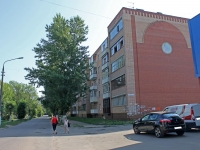 neighbour house: st. Chapaev, house 18. Apartment house