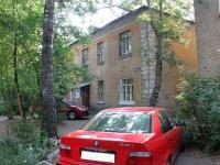 Zhukovsky, st Garnayev, house 8. Apartment house