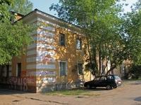 Zhukovsky, st Garnayev, house 15. hostel
