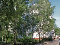 neighbour house: st. Gorelniki, house 9. Apartment house