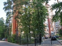 Zhukovsky, Lesnaya st, house 4Б. Apartment house