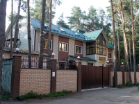 neighbour house: st. Lesnaya, house 10Б. hotel Лесная