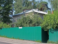 neighbour house: st. Nizhegorodskaya, house 20. Apartment house