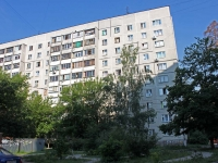 neighbour house: st. Nizhegorodskaya, house 35. Apartment house