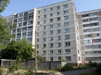 neighbour house: st. Serov, house 2А. Apartment house