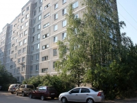 Zhukovsky, Serov st, house 4. Apartment house