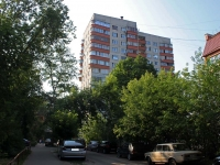 neighbour house: st. Serov, house 6. Apartment house